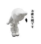 すこぶる動くウサギ【実写版】(個別スタンプ:36)