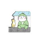 ねこねこザウルス(個別スタンプ:40)