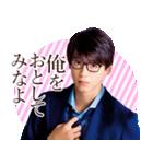 映画「センセイ君主」(個別スタンプ:01)