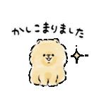 ほんわかぽめ<日常>(個別スタンプ:17)