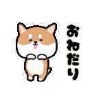 まる柴っち!(個別スタンプ:20)