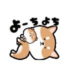 まる柴っち!(個別スタンプ:23)