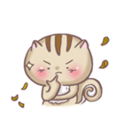 餃子と餅(個別スタンプ:17)