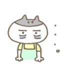 猫ママのゆる育児生活(個別スタンプ:05)