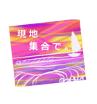 sea and seaside スタンプ 4(個別スタンプ:10)