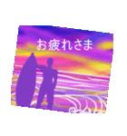 sea and seaside スタンプ 4(個別スタンプ:28)