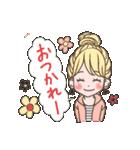 使いやすい★可愛いカラフル女子スタンプ 2(個別スタンプ:07)