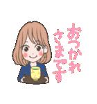 使いやすい★可愛いカラフル女子スタンプ 2(個別スタンプ:08)