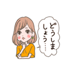 使いやすい★可愛いカラフル女子スタンプ 2(個別スタンプ:22)