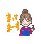 使いやすい★可愛いカラフル女子スタンプ 2(個別スタンプ:24)