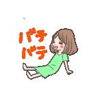 使いやすい★可愛いカラフル女子スタンプ 2(個別スタンプ:28)