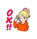 使いやすい★可愛いカラフル女子スタンプ 2(個別スタンプ:34)