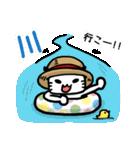 夏キターー‼(個別スタンプ:03)