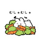 すこぶるウサギ【毎日使える】(個別スタンプ:28)