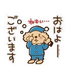 トイプーのぷう太郎 毎日使える編(個別スタンプ:01)