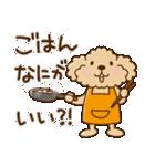 トイプーのぷう太郎 毎日使える編(個別スタンプ:29)