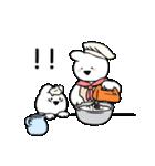 すこぶるウサギ-cafe-(個別スタンプ:3)