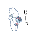 すこぶるウサギ-cafe-(個別スタンプ:39)