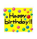 お誕生日おめでとう!セット(個別スタンプ:10)