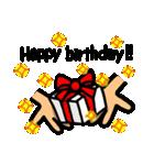 お誕生日おめでとう!セット(個別スタンプ:11)