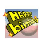 お誕生日おめでとう!セット(個別スタンプ:32)