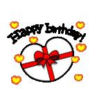 お誕生日おめでとう!セット(個別スタンプ:34)
