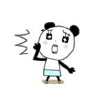 パンダ姉さん*日常*リアクション(個別スタンプ:29)