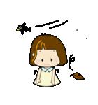 生真面目マジメのま〜子ちゃん(個別スタンプ:33)