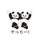 今日のパンダ(毎日)(個別スタンプ:06)