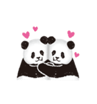 今日のパンダ(毎日)(個別スタンプ:12)