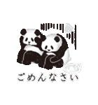 今日のパンダ(毎日)(個別スタンプ:19)