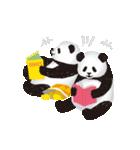 今日のパンダ(毎日)(個別スタンプ:24)