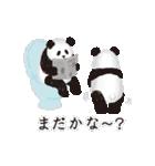 今日のパンダ(毎日)(個別スタンプ:33)
