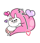 【やさしい気遣い♡】うさぎのモカちゃん⑤(個別スタンプ:24)