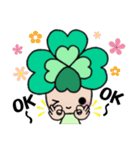 よつばちゃん!基本セット9(個別スタンプ:02)