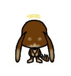 ミニチュアダックスフンドのミニチョコ 2(個別スタンプ:31)