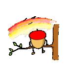 赤いベレー帽の、ドン・ぐりお(個別スタンプ:02)