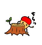 赤いベレー帽の、ドン・ぐりお(個別スタンプ:03)