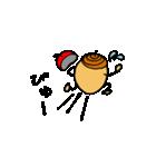 赤いベレー帽の、ドン・ぐりお(個別スタンプ:08)