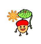 赤いベレー帽の、ドン・ぐりお(個別スタンプ:25)