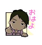 昭和なアイドル1(個別スタンプ:1)