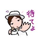 昭和なアイドル1(個別スタンプ:6)