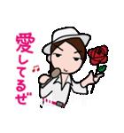 昭和なアイドル1(個別スタンプ:16)