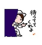 昭和なアイドル1(個別スタンプ:18)