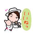 昭和なアイドル1(個別スタンプ:19)