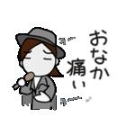 昭和なアイドル1(個別スタンプ:34)