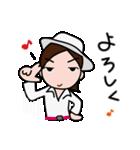 昭和なアイドル1(個別スタンプ:37)