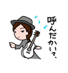 昭和なアイドル1(個別スタンプ:38)
