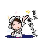 昭和なアイドル1(個別スタンプ:39)