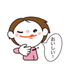 手話スタンプバージョン1(個別スタンプ:35)